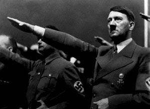 Adolf Hitler, em foto de 1939 (Foto: Arquivo AFP)