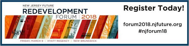NJ Future Redevelopment Conf 2018