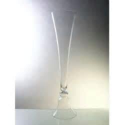 """Floor Vase 40"""" Reversible Clarinet Vase V3761 Tall Vase"""