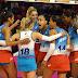 Molico/Osasco vence time sérvio e vai à semifinal do Top Volley