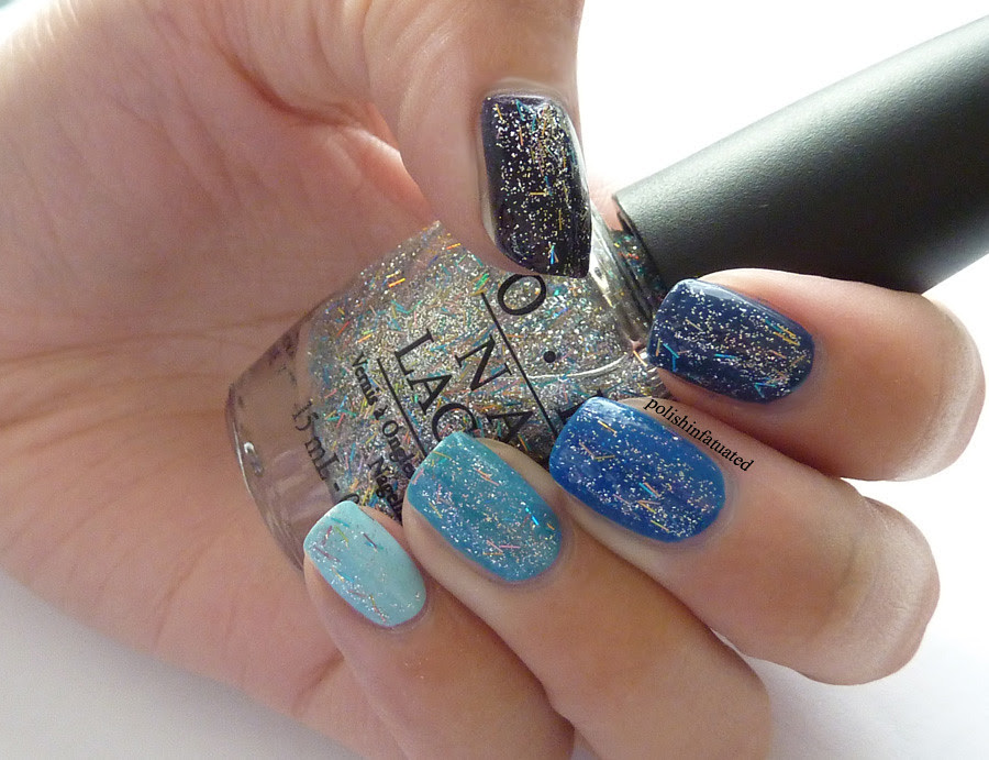 blue ombre with glitter2