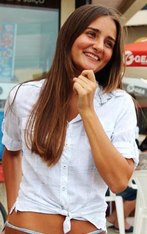 Leilão fez parte do projeto de um autraliano (Foto: Géssica Valentini/G1)