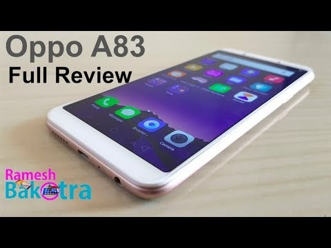 Oppo A83 Review -Camera, Specs, Performance | wonviral
