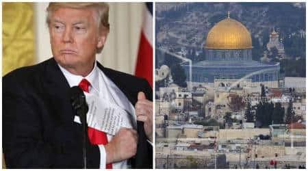 Donald Trump recognises Jerusalem as Israel's capital, Netanyahu calls it 'historic landmark'