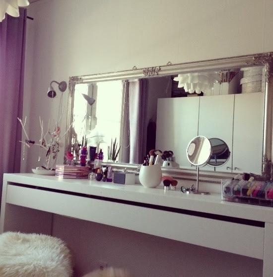 Gorgeous make up cosas que me inspiran vol iv - Habitacion con tocador ...