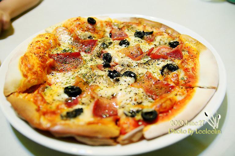 貝里義大利薄餅披薩 三峽手工披薩烤雞翅 三峽北大義大利餐廳