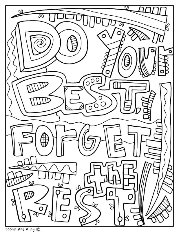 20 New For Encouragement Motivational Quotes Coloring Pages Jassson Blogs
