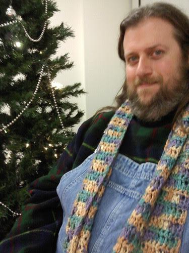See? I don't look like Santa.