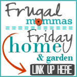 Friday Home Garden DIY Linkup