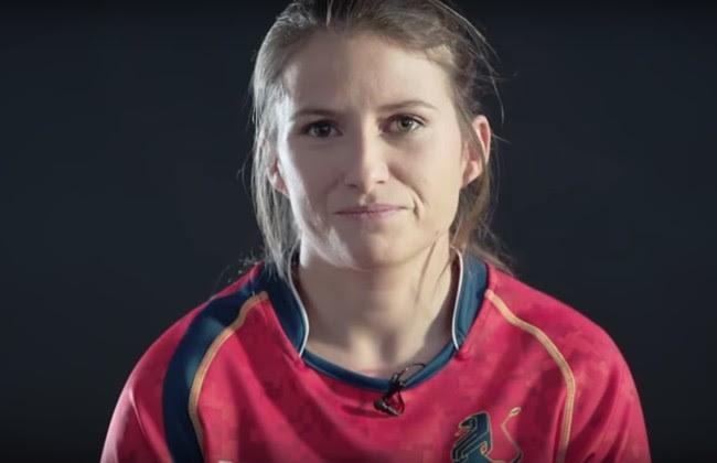 joma video seleccion femenina rugby