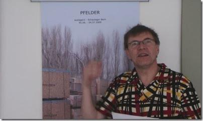 Pfelder in der LINKS - Henri Racz