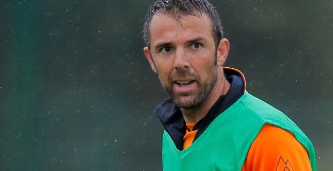 El futbolista Carlos Marchena.