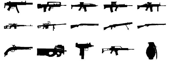 silhouette_guns