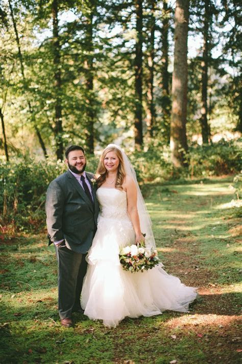 Burgundy & Plum Vineyard Wedding