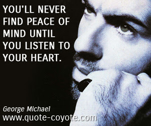 Heart Quotes Quote Coyote