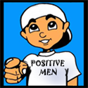 Positive men