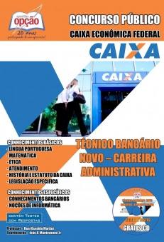 Caixa Econômica Federal-TÉCNICO BANCÁRIO