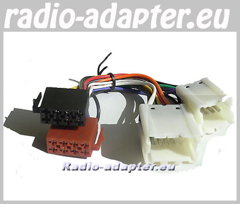 Nissan Primera 1990-2002 Car Radio Wire Harness, Wiring ...
