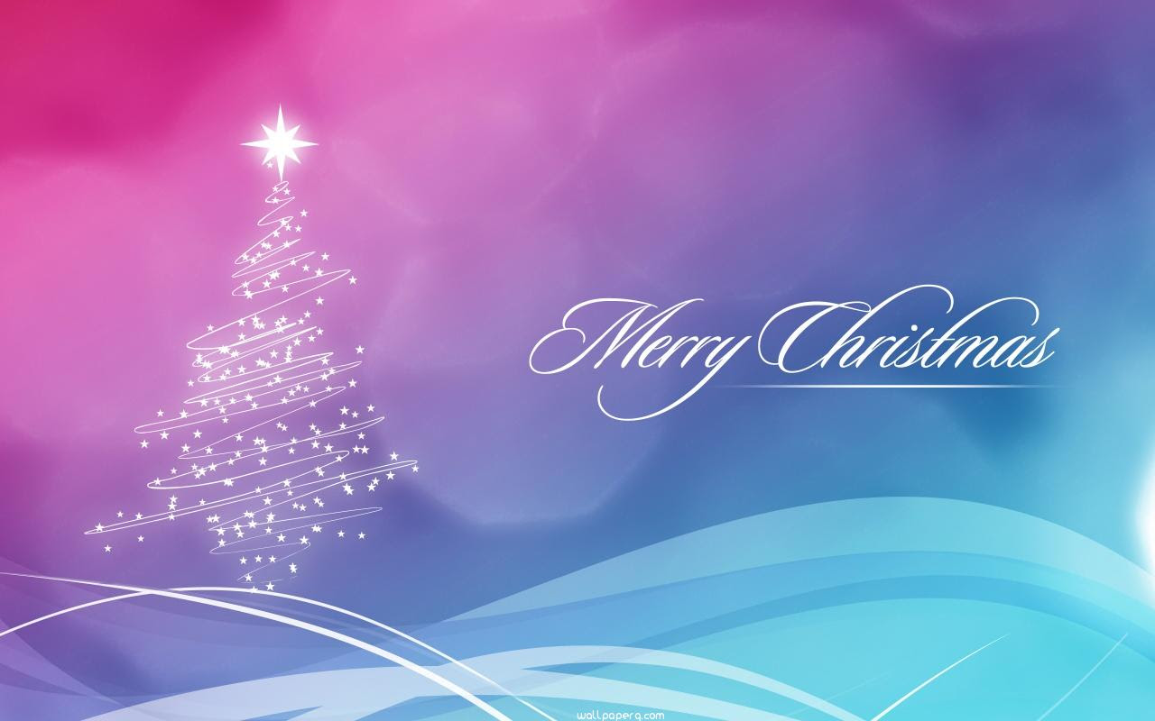 Download Blue And Pink Christmas Wallpaper Christmas Day For