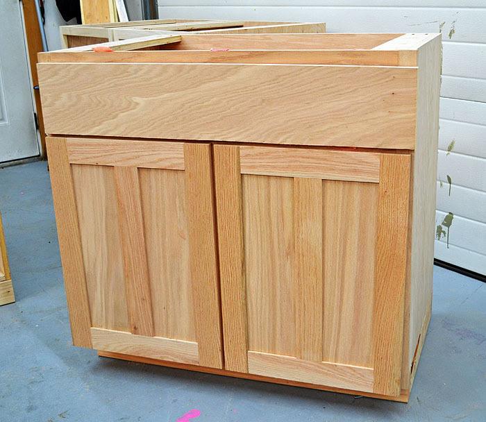 Popular 21+ DIY Kitchen Cabinet Building Plans