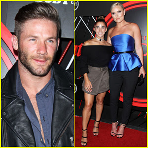 Julian Edelman, Aly Raisman & Lindsey Vonn Celebrate Body at ESPYs Pre-Party 2017!