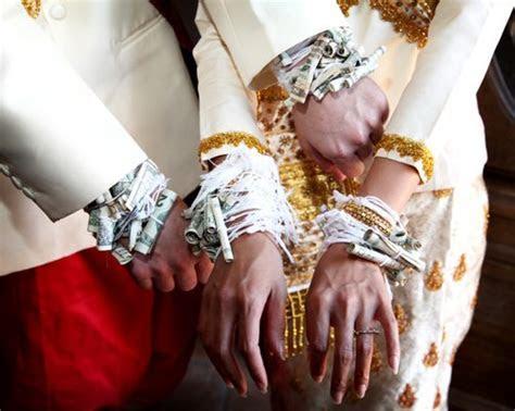 Ty & Aksonesey ? Traditional Laos wedding ceremony   San