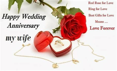 Marriage anniversary quotes for wife   Happy Anniversary