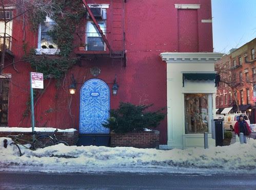 Perry Street, Bleecker