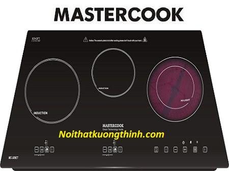Bếp điện từ Mastercook MC 389ET cho món ăn luôn trọn vị