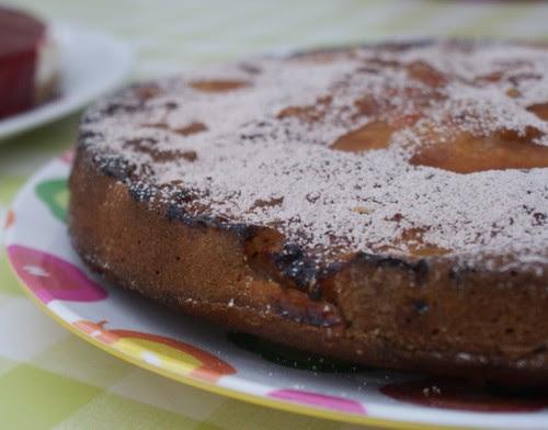 appel-kaneel-gebak