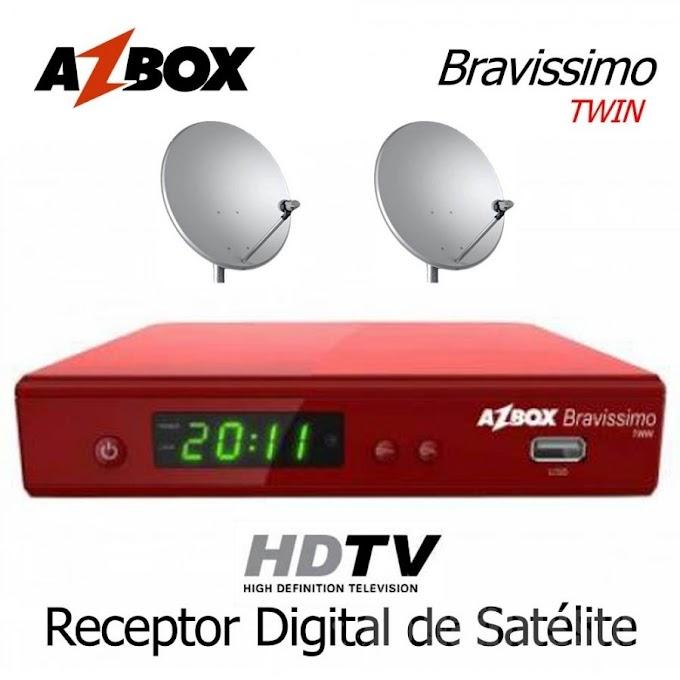 ATUALIZAÇÃO AZBOX BRAVISSIMO TWIN – 19/02/2014