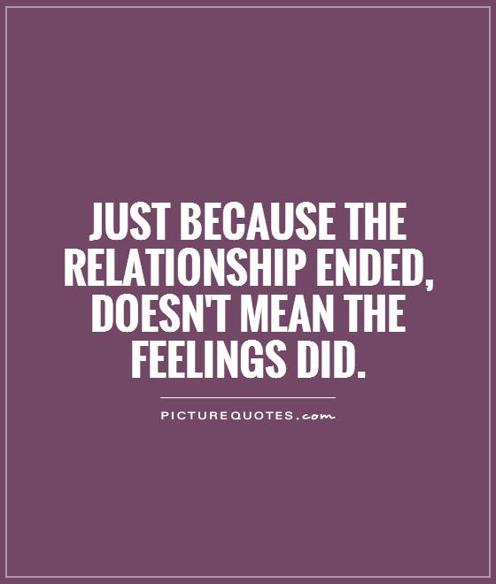 Quotes About End Relationship 69 Quotes