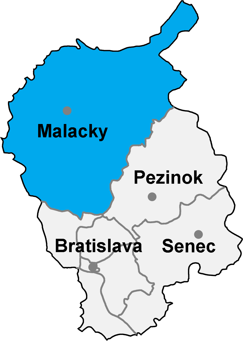 Malacky District Wikipedia