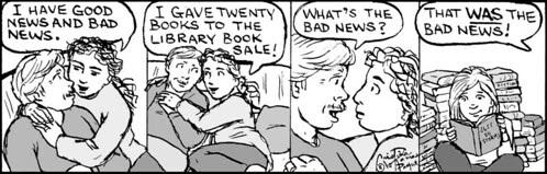 Home Spun comic strip #477