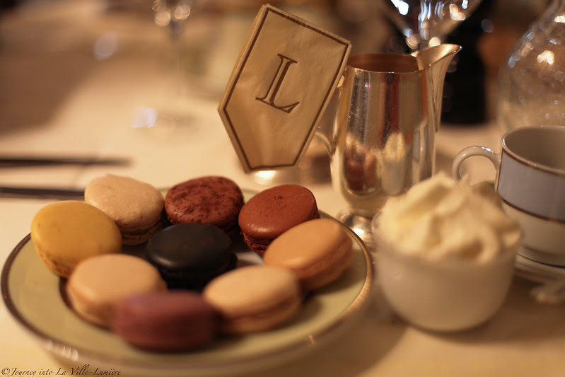 Brunch at Ladurée