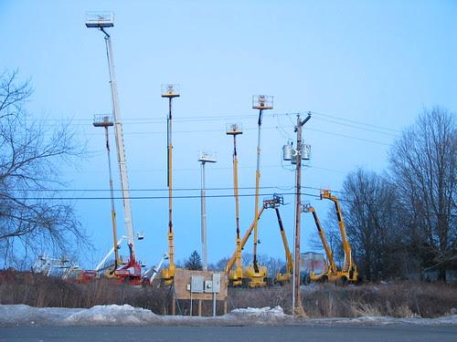 land of cranes