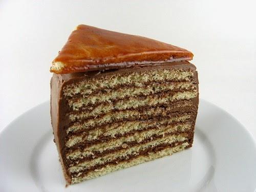 Hungarian Date Cake Recipe