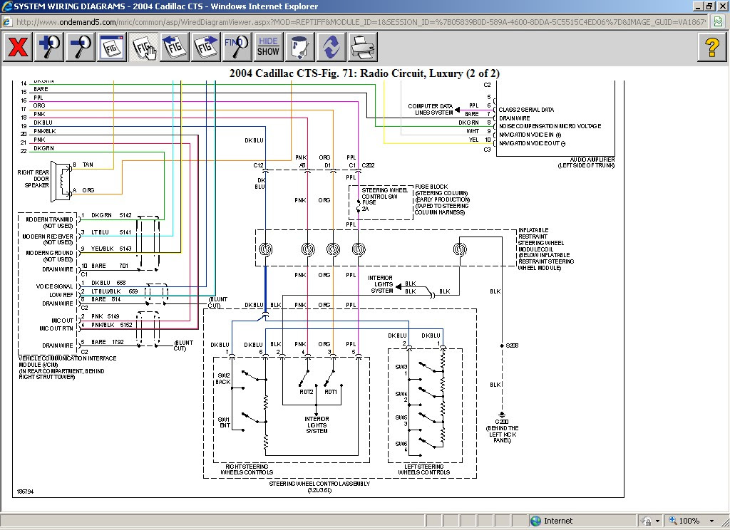 Wiring Diagram For 2003 Cadillac Cts Ranger Bass Boat Fuse Box Bonek Cukk Jeanjaures37 Fr