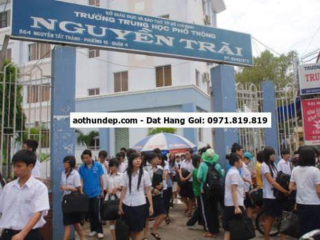 website trường thpt nguyễn trãi quận 4 tphcm