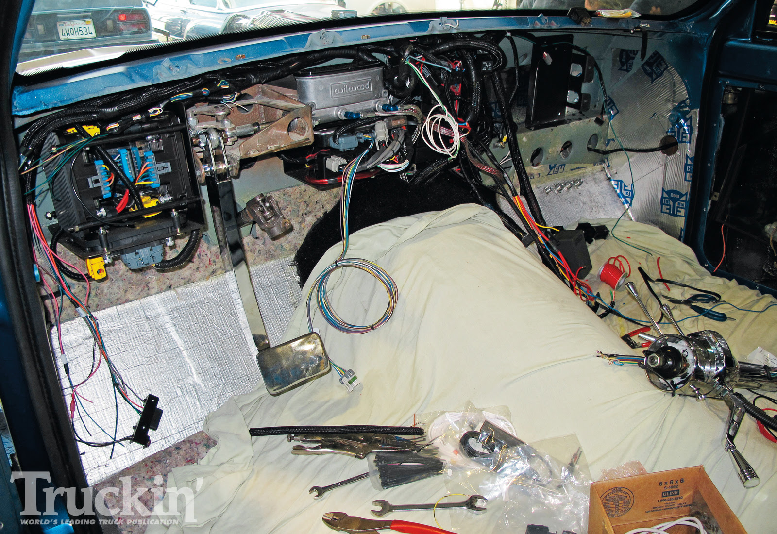 67 Chevy Wiring Harnes