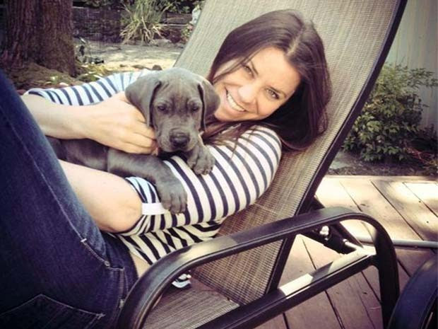 Foto sem data mostra Brittany Maynard, que tem um câncer no cérebro e decidiu se mudar para Oregon e cometer suicídio assisitido  (Foto: AP Photo/Maynard Family)