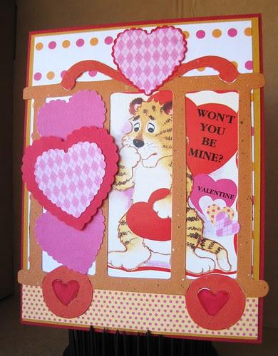 Valentine card #7