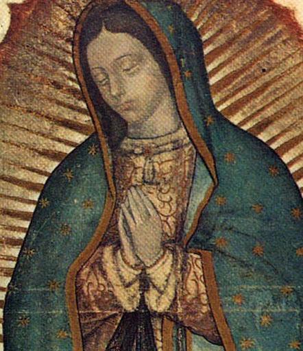 Nuestra Senora De Guadalupe Reina De Mexico Y Emperatriz De America