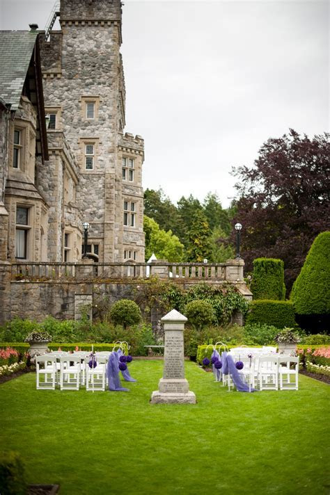 Hatley Castle, Victoria British Columbia, Wedding Decor