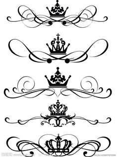 Crown Tattoo Drawing At Getdrawingscom Free For Personal Use