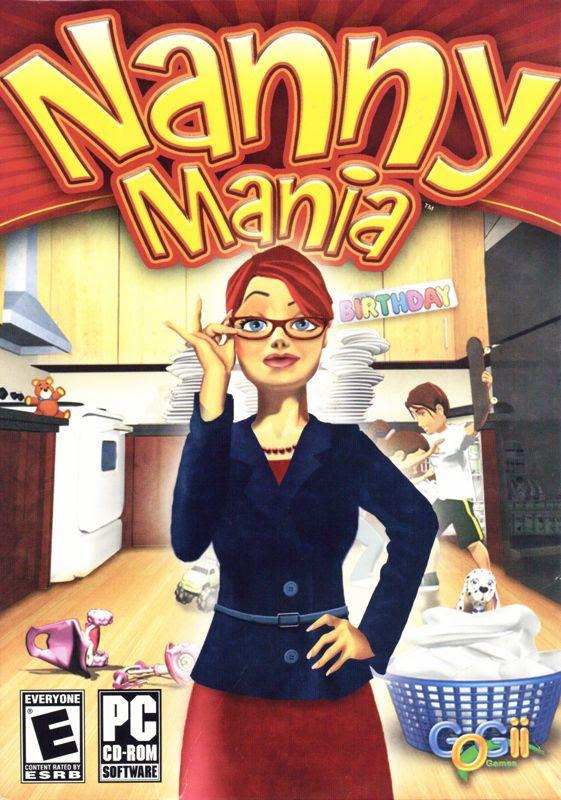 نتيجة بحث الصور عن Nanny Mania cover