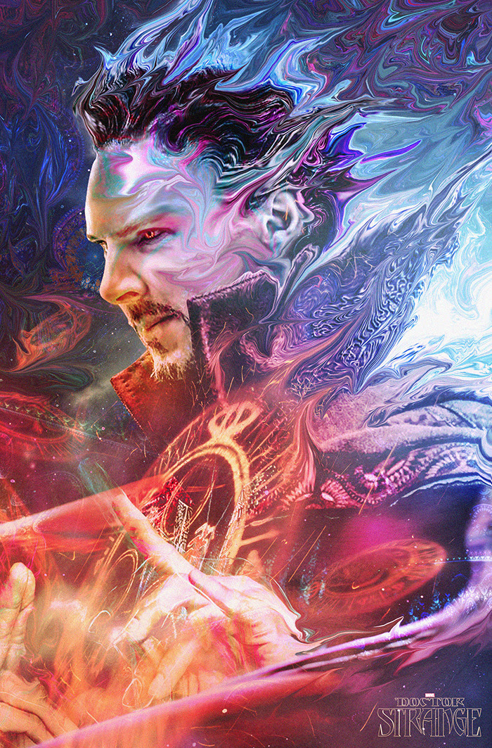 Doctor Strange by BossLogic
