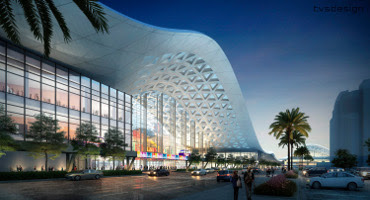 First Look At Las Vegas Convention Center Expansion Successful Meetings