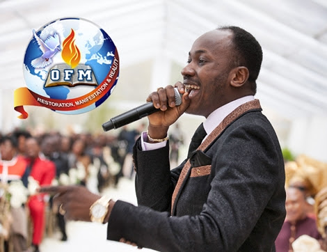 Apostle Suleman releases shocking 2017 prophecies about Osinbanjo, Buhari
