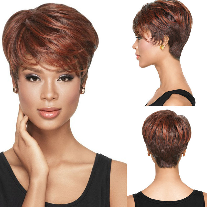Short Hairstyles Wigs For Black Women Short Hairstyle 2013